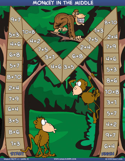 Review Of Giggle Facts Games Program For Learning Addition And Subtraction Facts