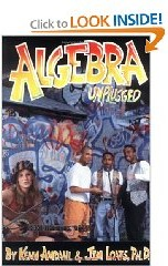 Algebra Unplugged cover