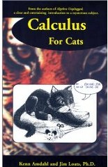 Calculus for Cats cover