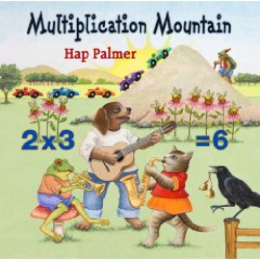 Multiplication Mountain CD