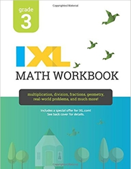 Review of IXL com math & language arts practice website