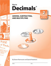 Free Th Grade Math Worksheets Key To Decimals Workbook Series
