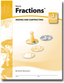 free printable worksheets for converting fractions into decimals and  key to fractions workbook series
