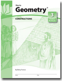 Interactive Online Lessons And Tools For Geometric Constructions Geometry Regents Constructions Worksheet Key To Geometry Workbook Series