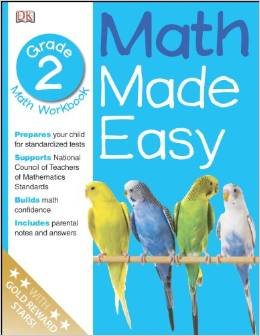Math Made Easy, grade 2