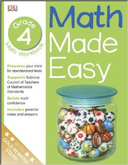 Grade 4 Division Kumon Math Workbooks