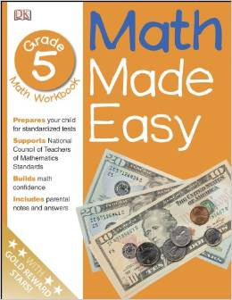 Math Made Easy, grade 5