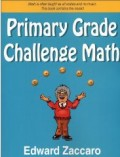 Primary Grade Challenge Math cover