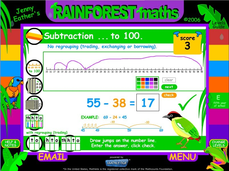Review of Mathletics - an online math practice website for K-12