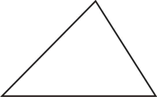Drawing Lines With Triangle Combination : How to construct an altitude a triangle