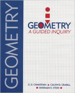 High school geometry: why is it so difficult?