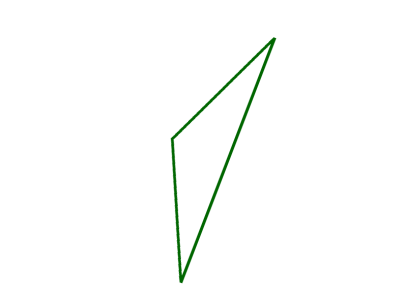 how to solve obtuse triangles