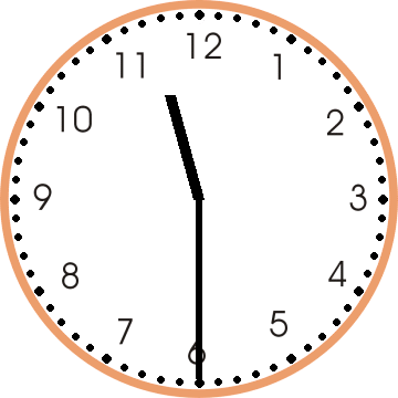 Clock+11+30 Telling time worksheet