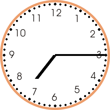 Clock Worksheet 1